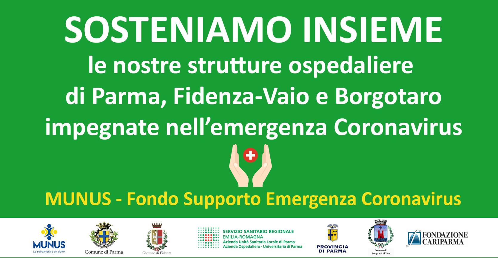 MUNUS Fondazione di Comunità di Parma